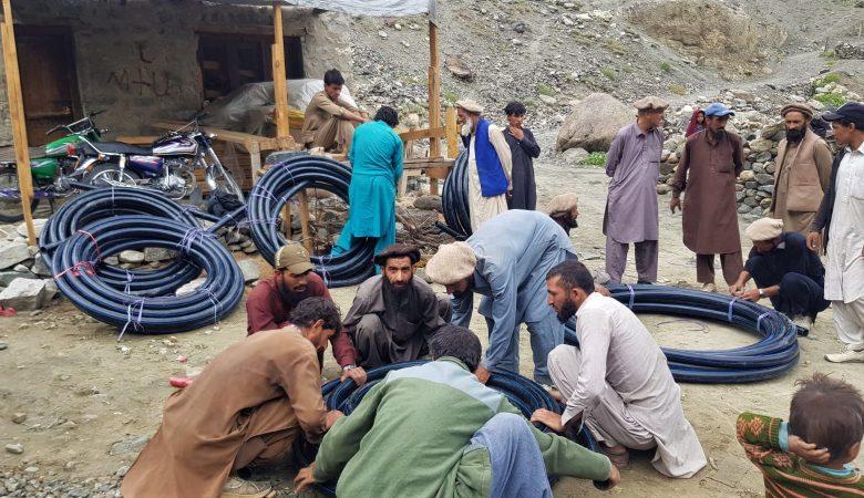 Drinking Water Supply Project SER VILLAGE (DIAMIR/NANGA PARBAT)