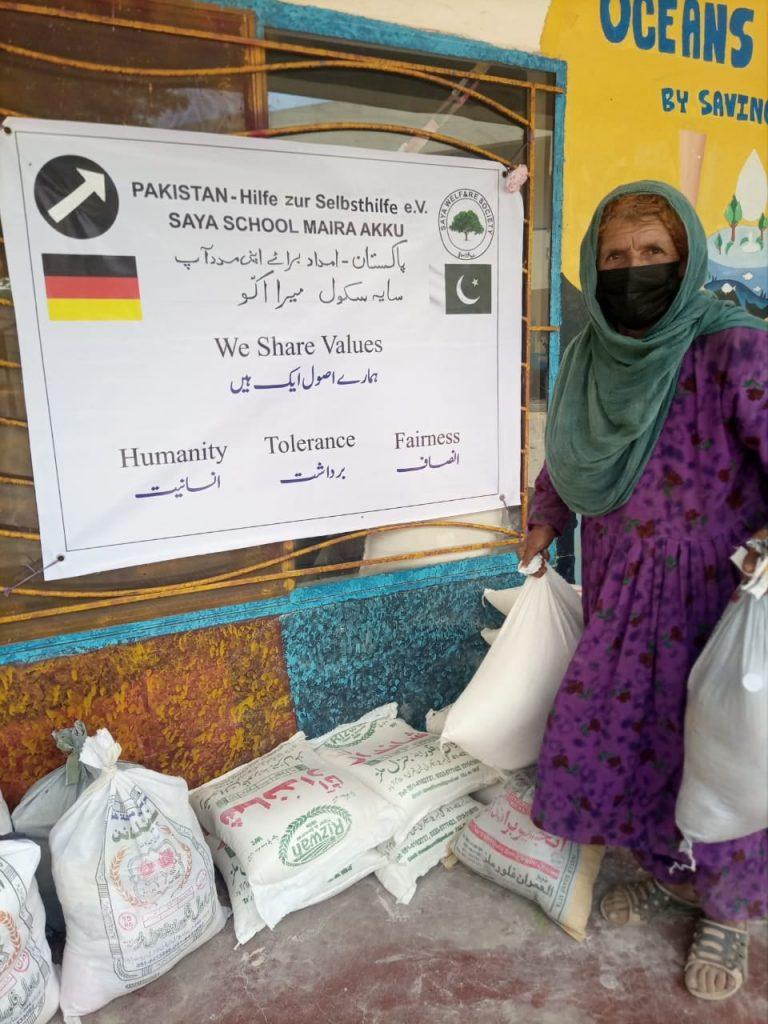 Corona Aid Programm 'Distribution Rations and Iftar' May 2021